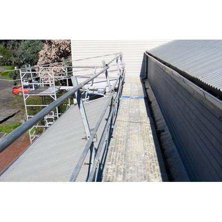 Pitched Platform Scaffold Super Safe Scaffolds